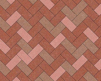 金科小区路面砖施工项目