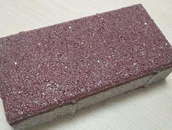 成都璧山陶瓷透水砖