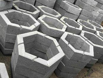 成都铜梁生态护坡砖