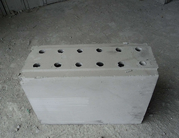 普通混凝土小型空心砌块